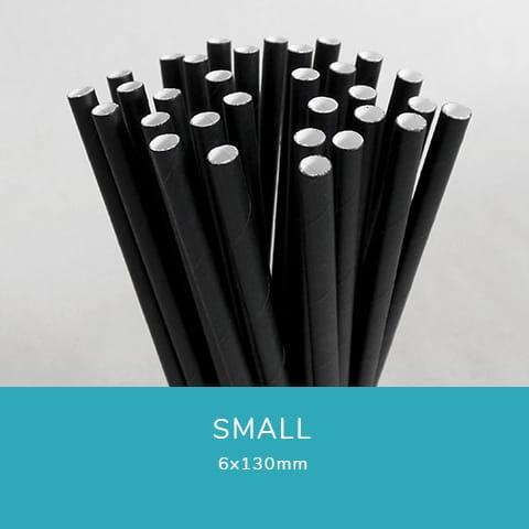 Small papírszívószál