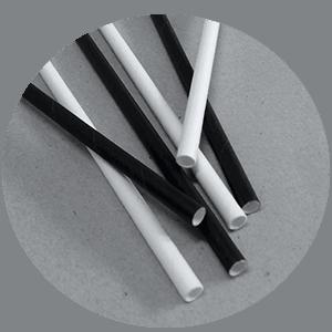 Standard papírszívószál