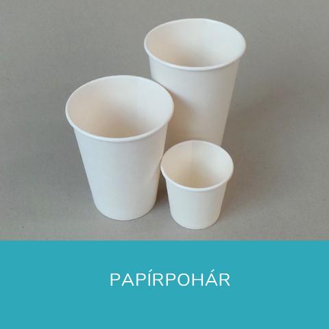 papírpohár